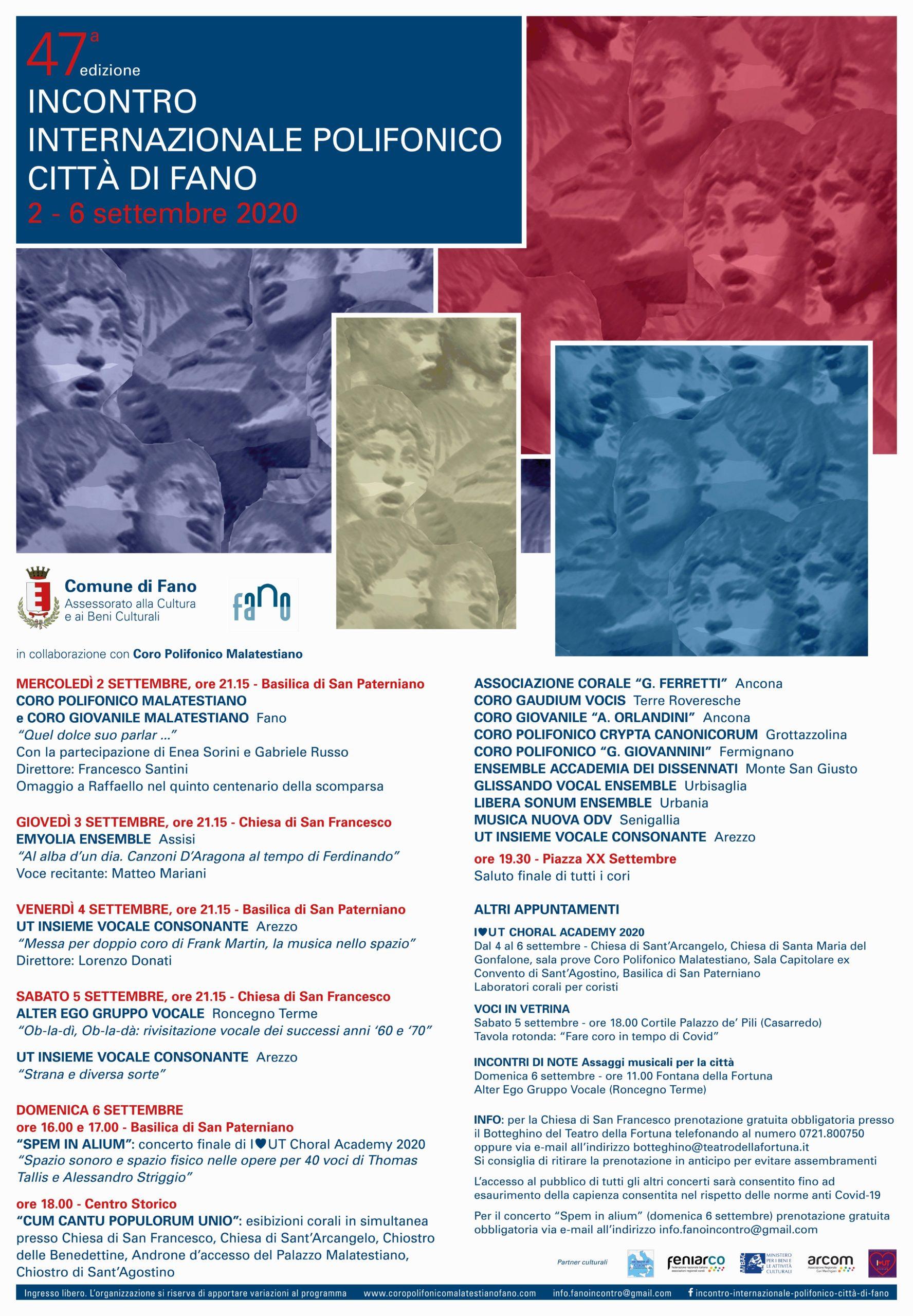 incontro internazionale programma