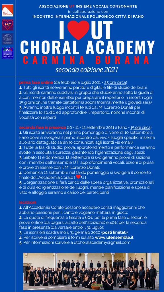 programma edizione 2021